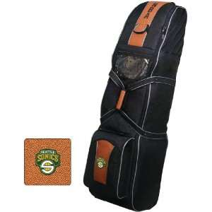 Seattle Supersonics Golf Bag Travel Cover