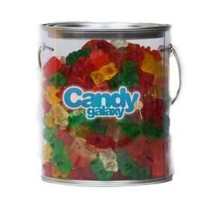 Gummy Bears Gift Tin Grocery & Gourmet Food