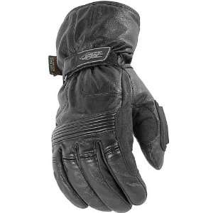 com Power Trip Dakota Mens Leather Harley Touring Motorcycle Gloves