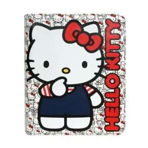 Hello Kitty Sanrio Red and White Ipad Hard Case