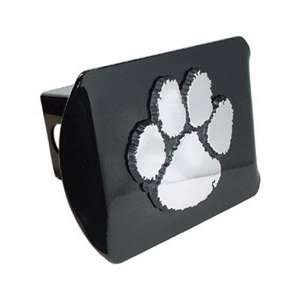 Clemson University Tigers Black Trailer Hitch Cover Automotive