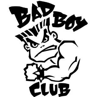Fear Bad Boy Eyes Mirror   Racer Decal Vinyl Car Wall Laptop Sticker