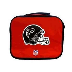 Falcons NFL Football Insulated Lunch Bag Tote