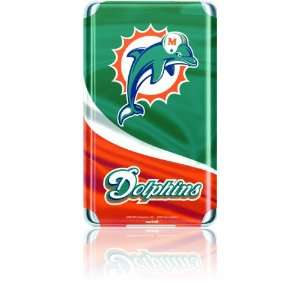 iPod Classic 6G (NFL Miami Dolphins Logo)  Players & Accessories