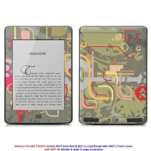 sticker for  Kindle Touch case cover KDtouch 447 Electronics