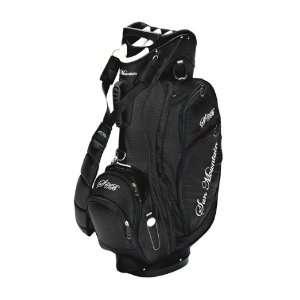 New Sun Mountain 2011 Ladies SCB Cart Bag (Black)