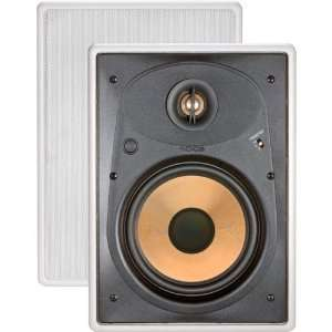 6 1/2 Two way In wall Speaker with Pivoting Dome Tweeter