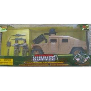 Power Team Elite World Peacekeepers Desert Humvee Explore