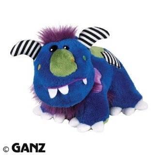 Webkinz Midnight Monster + Free Webkinz Magnetic Bookmark