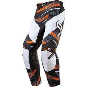 Scott 250 Series Race Pants   38/Orange/Black Automotive