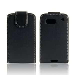 WalkNTalkOnline   Motorola Defy Black Specially Designed Leather Flip
