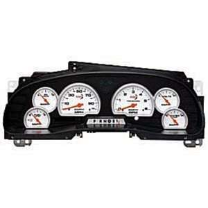 Auto Meter 7010 Instrument Cluster for 1999 2003 Ford F