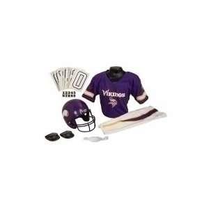 Minnesota Vikings NFL Youth Uniform Set