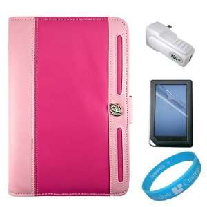Executive Portfolio Leather Carrying Case Cover  Nook