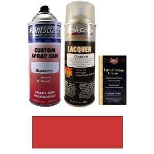 12.5 Oz. Medium Orange Metallic Spray Can Paint Kit for 1988 Pontiac