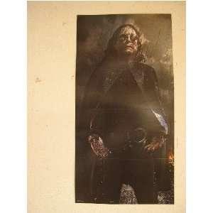 Ozzy Osbourne Poster Black Rain Black Sabbath
