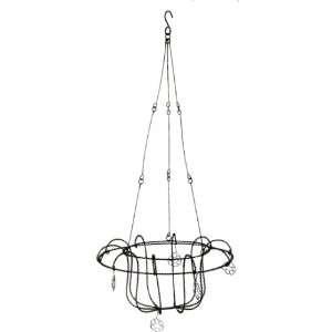 America Retold VHB B 5601 Victorian Hanging Basket Patio
