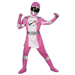 Kids Power Rangers Operation Overdrive Pink Ranger Costume