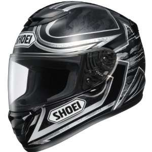SHOEI QWEST ETHEREAL MOTORCYCLE STREET HELMET BLACK 2XL
