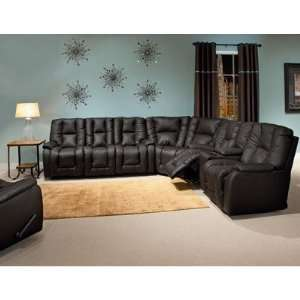 Eric Double Reclining Sectional Sofa