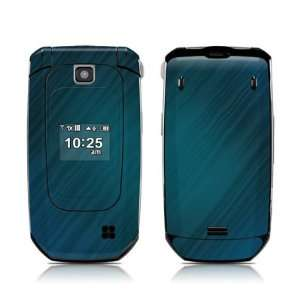 Rhythmic Blue Design Protective Skin Decal Sticker Cover