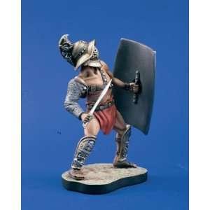 Roman Gladiator 120mm Verlinden Toys & Games