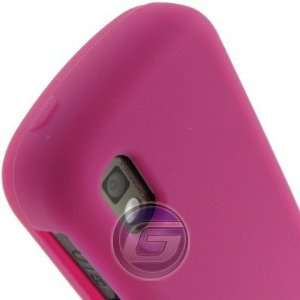 Hot Pink Gel Skin Silicone Case for Samsung Solstice SGH