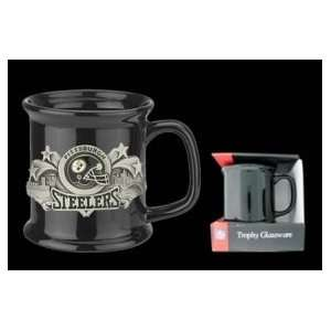 Pittsburgh Steelers VIP Coffee Mug Sports & Outdoors