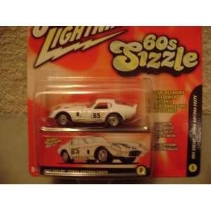 Lightning 60s Sizzle 1965 Shelby Cobra Daytona Coupe Toys & Games
