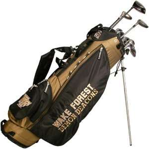 Wake Forest Demon Deacons Collegiate Stand Golf Bag
