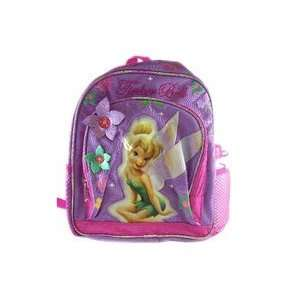 Disney Fairies   Tinker Bell Backpack   Mini Size   Pink
