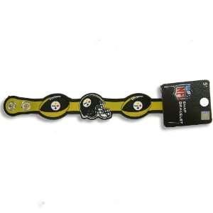 NFL Pittsburgh Steelers Snap Bracelet