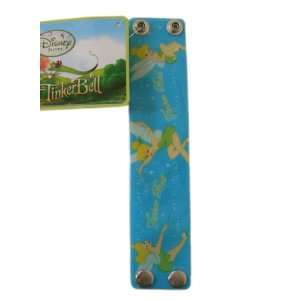 Disney Fairy Tinker Bell Snap Bracelet   Blue Toys & Games