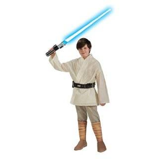 Star Wars Childs Deluxe Luke Skywalker Costume, Small