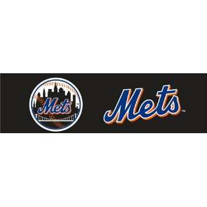 New York Mets MLB Steering Wheel Cover Automotive