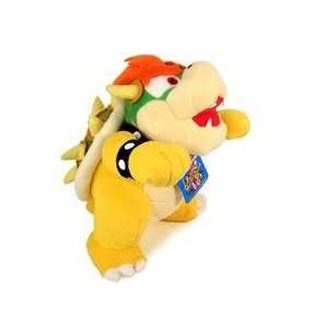 Super Mario Brothers  Bowser Plush   10  Toys & Games