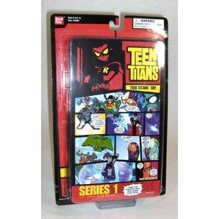 Teen Titans Series 4 Page 3 Comic Book Heroes Toys & Games