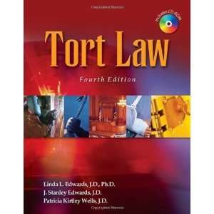 Tort Law [Hardcover]: Linda L. Edwards: Books