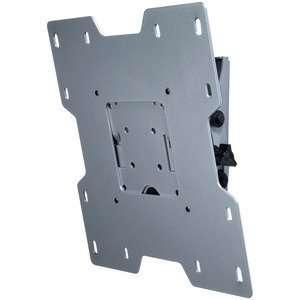 TILT FLAT PANEL WALL MOUNT (SILVER) (TV MOUNTS/ACCESS) Electronics