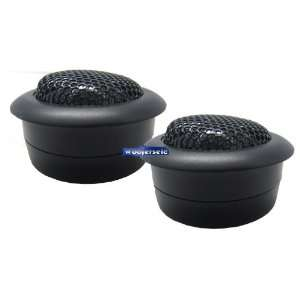 25   Image Dynamics CTX 1 Silk Dome Tweeters PAIR Car Electronics