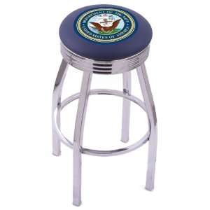 Military United States Navy Swivel Stool Sports