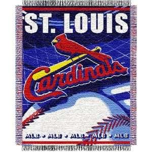 St. Louis Cardinals Major League Baseball Woven Jacquard