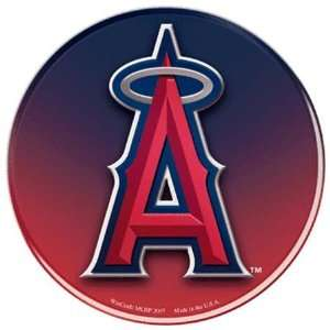 Angels Domed Decal Sports & Outdoors