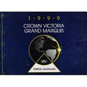 Victoria Mercury Grand Marquis Wiring Diagram Manual Ford Books