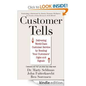 World Class Customer Service by Reading Your Customers Signs and