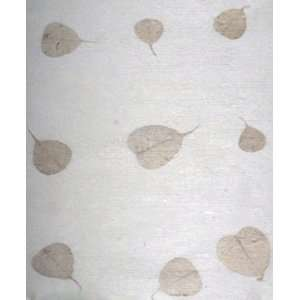 Grehom Wrapping Paper (set of 10)  Fig Leaf; Handmade Gift Wrap Paper