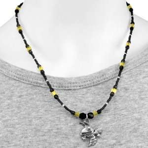 Georgia Tech Yellow Jackets Ladies One Charm Necklace