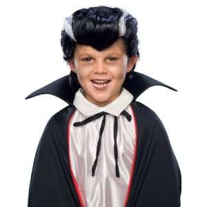 Childs Deluxe Vampire Costume Wig Toys & Games