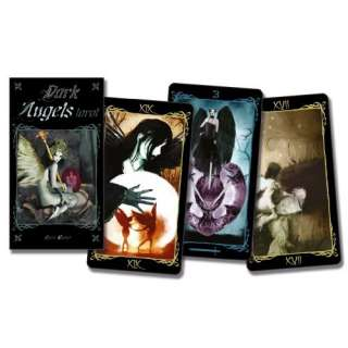 Dark Angels Tarot Deck (9780738720715): Lo Scarabeo: Books