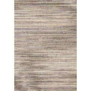 Tristan Horsehair Weave Ash by F Schumacher Wallpaper